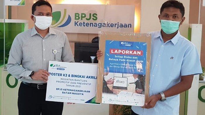 Kegiatan Promotif dan Preventif BPJS Ketenagakerjaan Kanwil Sumbar-Riau-Kepri Tahun 2021