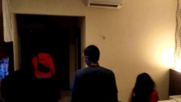 Prilaku Hewan Pasangan Mesum di Hotel, Terciduk Tim Bono Tanya Lagi Ngapain, Dijawab Cuma Tidur Aja