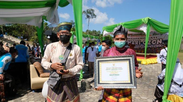 Kelompok Pelestari Mangrove Binaan Pertamina, Raih Penghargaan Setia Lestari Bumi
