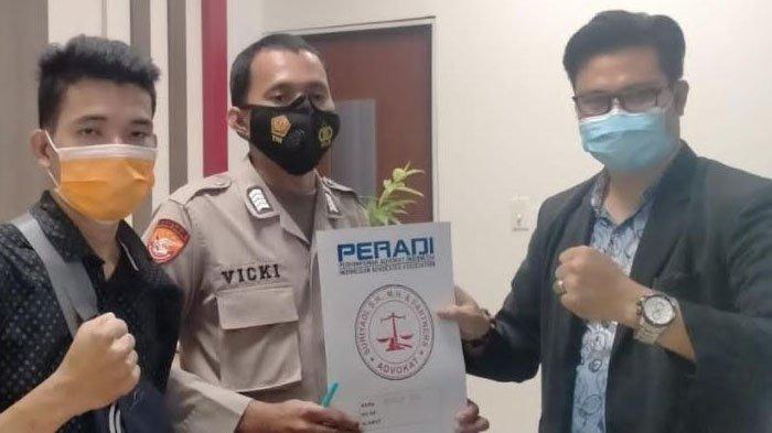 Duga Almarhum Dicovidkan, Keluarga Korban Kecelakaan di Inhu Mengadu Ke Kapolda Riau