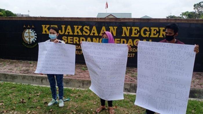 Terlapor Pencabulan Anak Kandung 'Sakti', Hanya Jadi Tahanan Kota, Korban: Tolong Kami Pak Jokowi