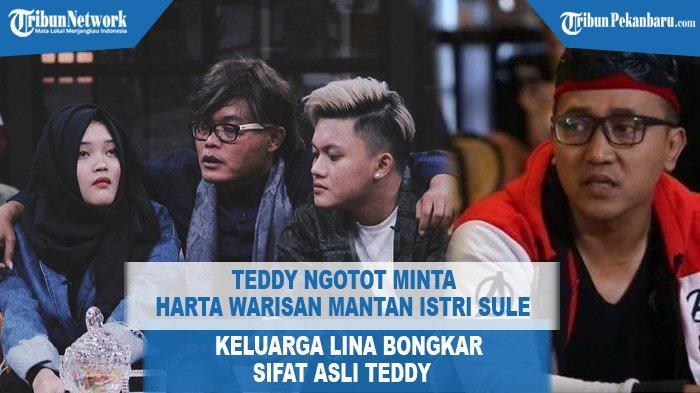 Teddy Minta Dipanggil Ayah, Rizky Febian: Gue Masih Ada Daddy Sule, Tolong Ya