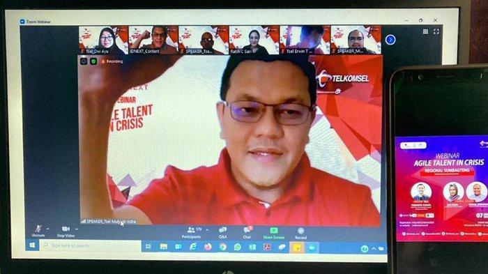 Kembangan Talenta Unggul Tersertifikasi,Telkomsel Gelar Program IndonesiaNEXT di Sumatera