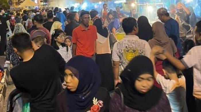 0 Kasus Corona, Netizen Sebut Negara yang Diberkati Allah, Brunei Tanpa Masker Sambut Idul Adha