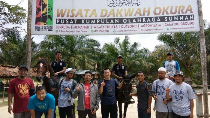 Kenalkan Wisata Ala Rasulullah SAW Wisata Dakwah Okura Usung Konsep Wisata Syariah