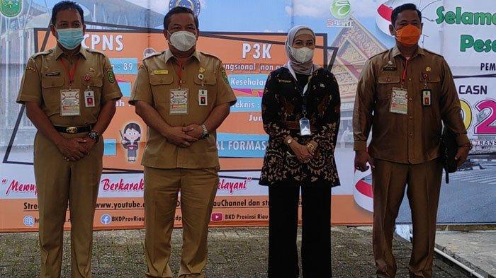 Ada Kamera Deteksi Wajah di Layar Monitor, BKN Pastikan Tak Ada Celah Bagi Joki Tes SKD CPNS Riau