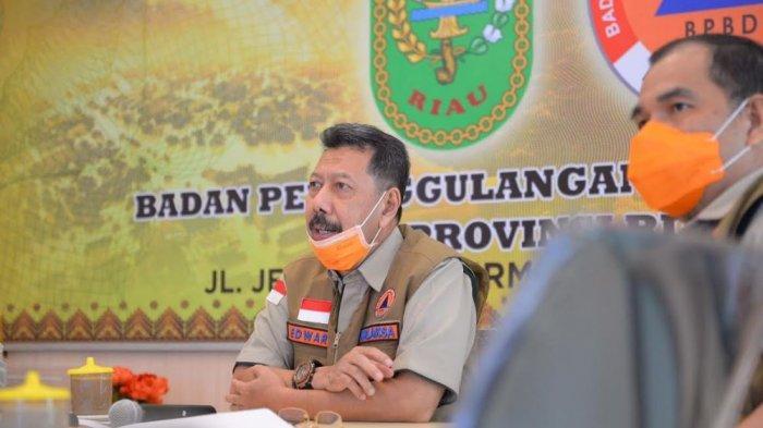 Surat Pengajuan Bantuan Heli untuk Water Bombing di Riau Sudah Dikirim ke BNPB, Sudah Dibalas?