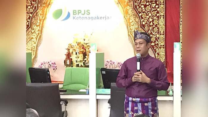 BPJSTK Cabang Pekanbaru Kota Sosialisasi Pentingnya Jaminan Sosial pada Anggota Gapensi
