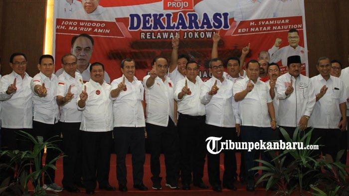 Bawaslu Riau Panggil 11 Kepala Daerah yang Deklarasi Dukung Jokowi-Ma'ruf Amin, Ini Jadwalnya