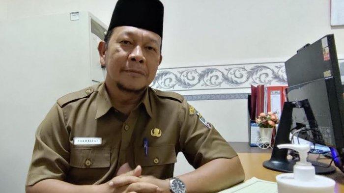 New Normal, Pasar Kaget Kembali Beroperasi di Kabupaten Pelalawan