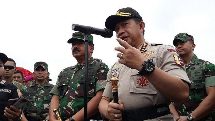 TERUNGKAP Aksi Teror Bom Meledak di Sibolga, Kapolri Tito Sebut Jaringan Lampung & ISIS