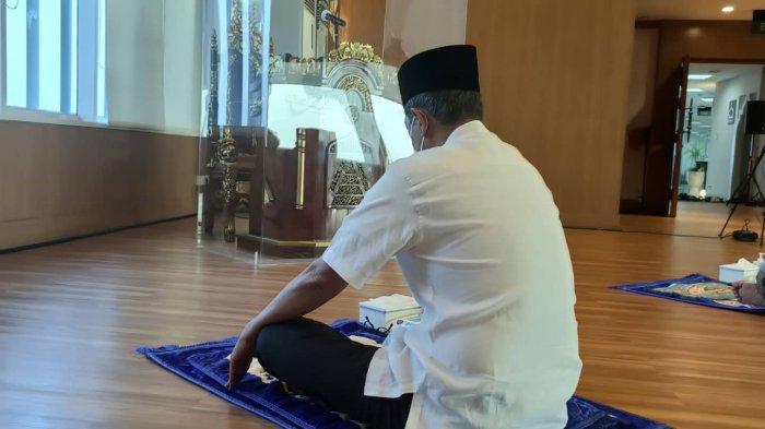 Kisah Kepala BNPB Doni Monardo Tidak Pulang saat Takbiran, dan Sholat Idul Fitri di Kantor