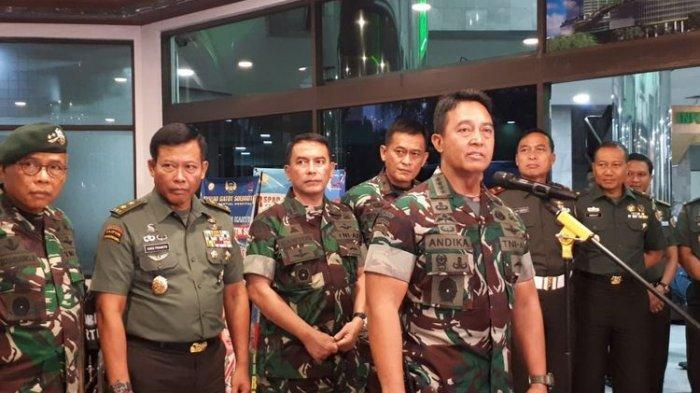 Anggota TNI AD Tewas Ditusuk Pelaku yang Mengaku Perwira Marinir, KSAD: Proses Hukum Sampai Tuntas