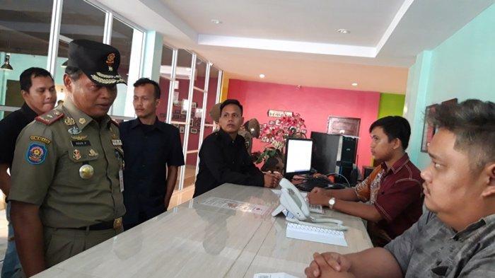 Sempat Bandel Tanpa IMB, MBC Hotel Akhirnya Patuhi Pemko Pekanbaru