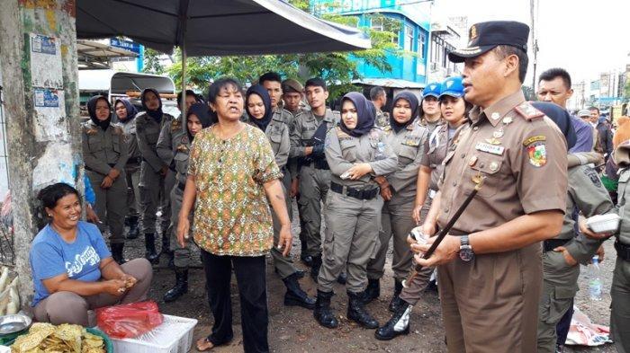 Inilah Hasil Rapat Tertutup Pemko Pekanbaru tentang Nasib PKL Jalan Teratai dan 2 Jalan Lainnya