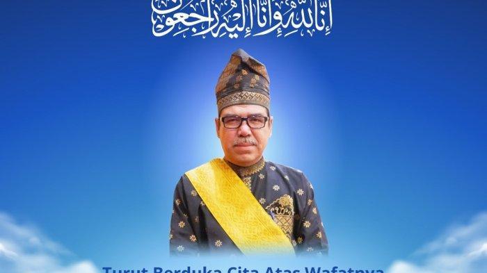 Datuk Seri Al Azhar Meninggal Dunia, Ketua DPH LAMR Bengkalis Ungkap Sisi Lain Al Azhar,Ini Kasmarni