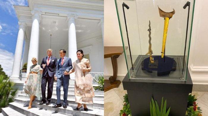 Keris Kyai Nogo Siluman Milik Pangeran Diponegoro Bikin Batin Raden Saleh Bergejolak,Kini Ia Kembali