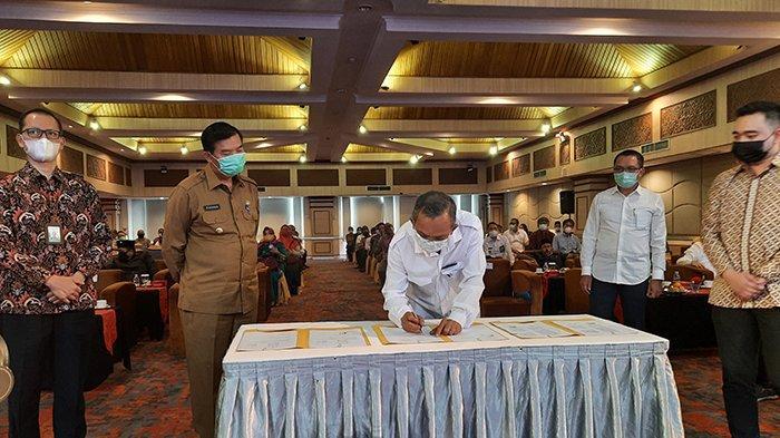 Proyek KPBU SPAM Kota Pekanbaru Rp 738 M, Warga yang Dapat Akses Air Bersih Dari PDAM Baru 10 Persen