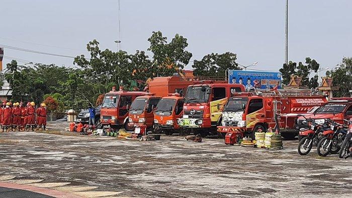 Siaga Darurat Karhutla Pelalawan, Ada 2 Kecamatan Paling Rawan Terbakar, di Mana Itu?