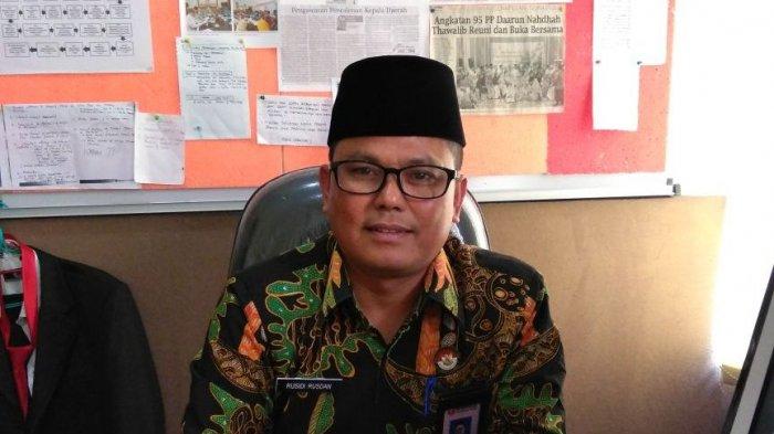Ketua Bawaslu Riau, Rusidi Rusdan