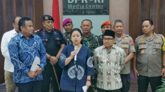 Puluhan Personel Kemanan Akan Kawal Pelantikan Presiden dan Wakil Presiden Terpilih