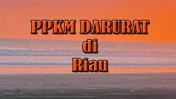 Akses Masuk Ditutup, Warga Hanya Boleh Lakukan Hal Ini, PPKM Diperketat di 2 Dusun di Bengkalis