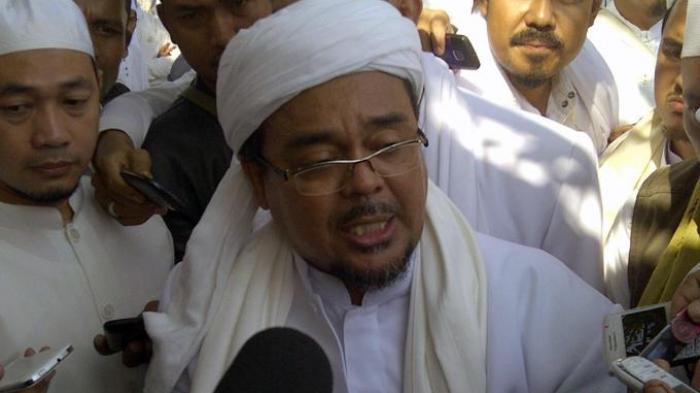 SP3 Kasus 'Chat', Rizieq Shihab Bakal Pulang ke Indonesia