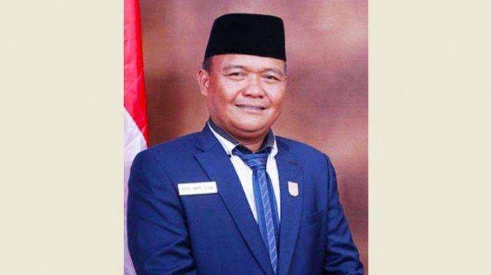 Ketua Fraksi Partai Demokrat DPRD Pekanbaru Aidil Amri S Sos