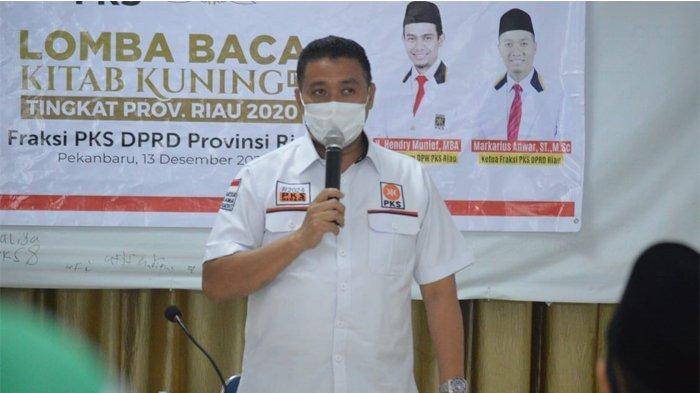 Kandidat untuk Calon Gubernur Riau 2024 Disiapkan PKS,Siapa Saja yang masuk Radar? Ini Nama-namanya
