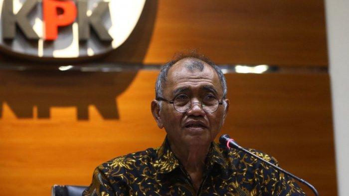 Ketua KPK, Agus Rahardjo Sampaikan Permintaan Maaf Saat Peringati Hari Anti Korupsi Internasional