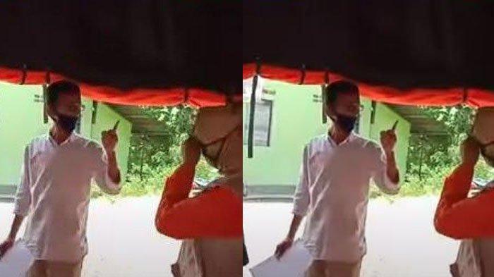 Heboh Video Cekcok dengan Petugas PSBB yang Viral di Medsos, Ketua KPU Padang Berencana Lapor Polisi