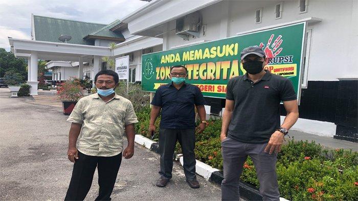 Update Kasus Jual Beli Ratusan Ha Kebun Sawit di Dayun,Dinyatakan Lengkap, Ini Jadwal Sidang Perdana