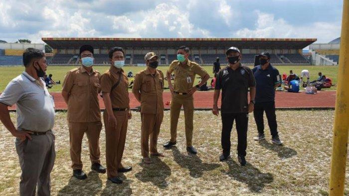 OLAHRAGA LOKAL - Awal Januari Atlet Dikumpulkan,Tim Riau Patok Target Realistis di Popnas XVI