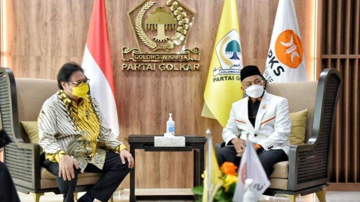 Sambut Kunjungan PKS, Golkar Siap Sambut Regenerasi Kepemimpinan Nasional