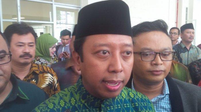 Terjaring OTT KPK, Ini Biodata dan Profil Ketua Umum PPP Romahurmuziy