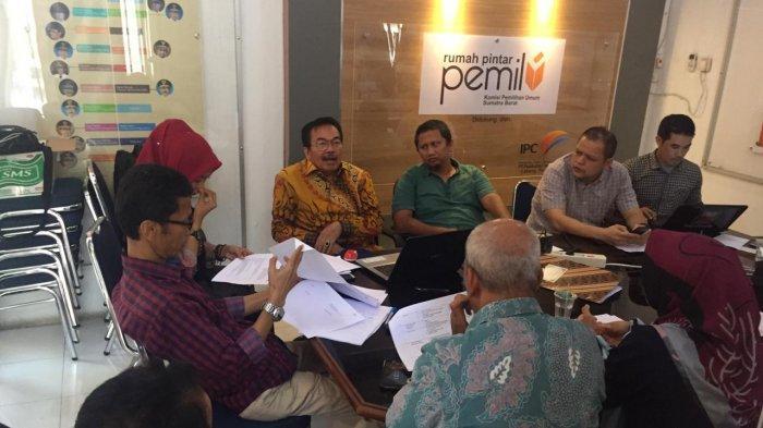 Ketua KPU Sumbar: JaDI Sumbar Dapat Tingkatkan Partisipasi Pemilih