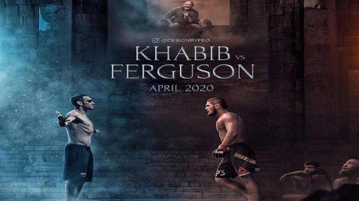 Juara UFC, Khabib Nurmagomedov Pastikan Jadwal Laga Tony Ferguson Sebelum Puasa Ramadhan