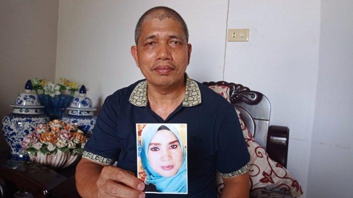 Bapak di Riau Ini Akan Berikan Uang Rp 150 Juta Bagi Siapa Saja yang Temukan Istrinya yang Hilang