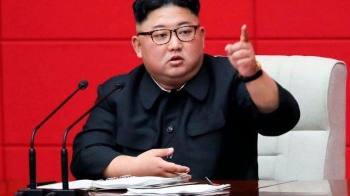 Kesehatannya Dispeskulasikan, Kim Jong Un Ternyata Berkirim Surat dengan Presiden Suriah, Ini isinya
