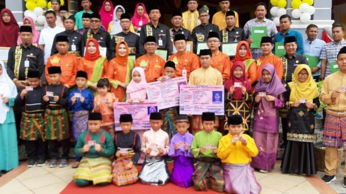 Kini Anak-anak di Kuansing Riau Sudah Bisa Urus Kartu Identitas Anak