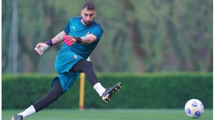 Fans Klub Liga Italia AC Milan Ultimatum Gianluigi Donnarumma, Jangan ke Juventus!