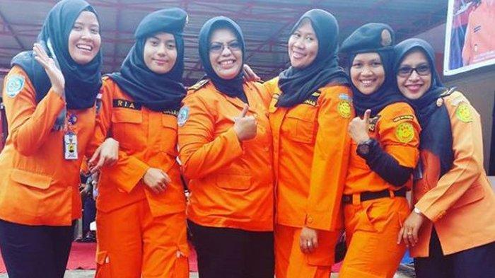 KISAH Perempuan Asal Riau Jadi Kapten Kapal Basarnas, Hanya ada Empat Orang di Indonesia