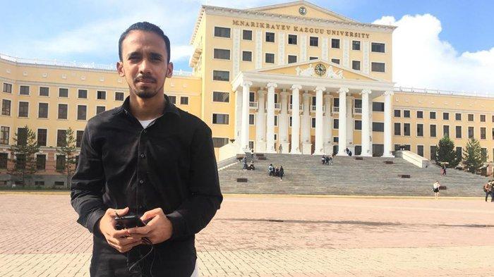 KISAH Warga Riau Puasa 15-17 Jam di Kazakhstan dan Turki hingga Berkurung di Rumah karena Covid-19
