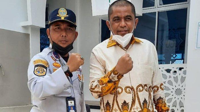 25 Tahun Lalu Aziz Menjual Tiket Travel, Kini Mampu Bangun Masjid di Riau, Kawasan Terminal