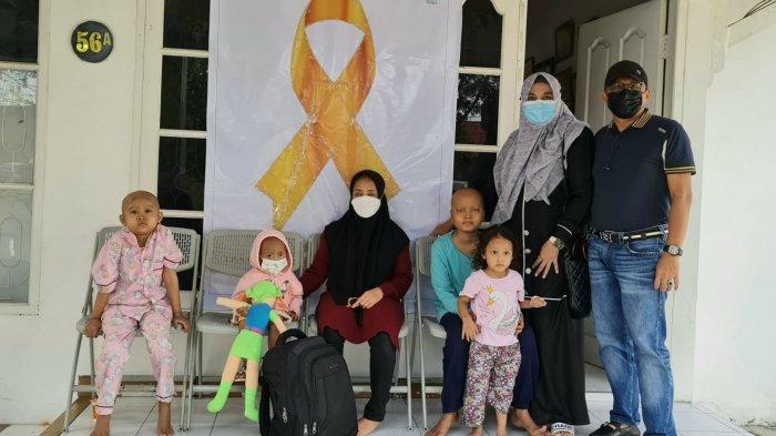 Kisah Bocah Penderita Kanker Mata, Sang Bunda: Jangan Ambil Lagi Mata Anak Saya
