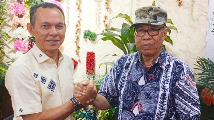 Kisah Ketua Fraksi Gerindra DPRD Pekanbaru Wan Agusti dan Alm Syarwan Hamid, Jangan Mau Diadu Domba