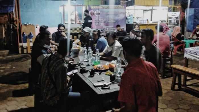 Kisah Polisi di Inhil Nyambi Jual Mie Aceh, Waktu Kecil Terbiasa Menjajakan Gorengan dalam Bus