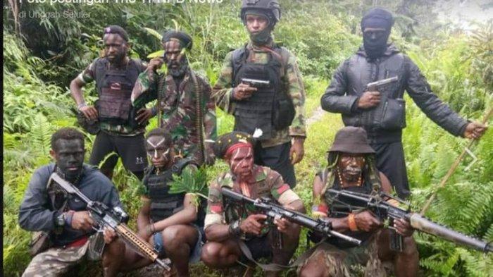 KKB Papua Bakal Semakin Kaya Setelah Pemkab Puncak Bayar Tebusan Unutk Evakuasi Korban Tewas