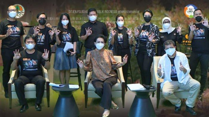 Kampanyekan Pengelolaan Sampah, KLHK Rilis Film Pendek Bude Jo Belajar Kelola Sampah