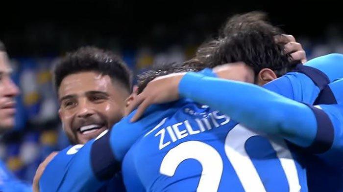 Kalahkan Torino dengan Skor 2-0, Napoli Gusur Juventus di Posisi Empat Klasemen Liga Italia Terbaru
